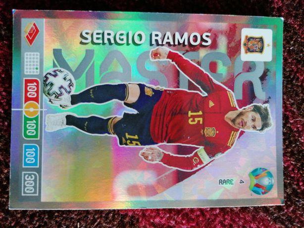 Euro 2020 rare Sergio Ramos