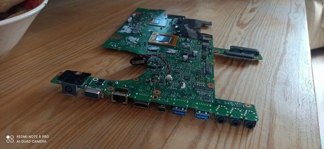 Płytka główna Asus G751JY I7/GTX980