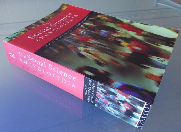 The Social Science Encyclopedia - Adam Kuper, Jessica Kuper