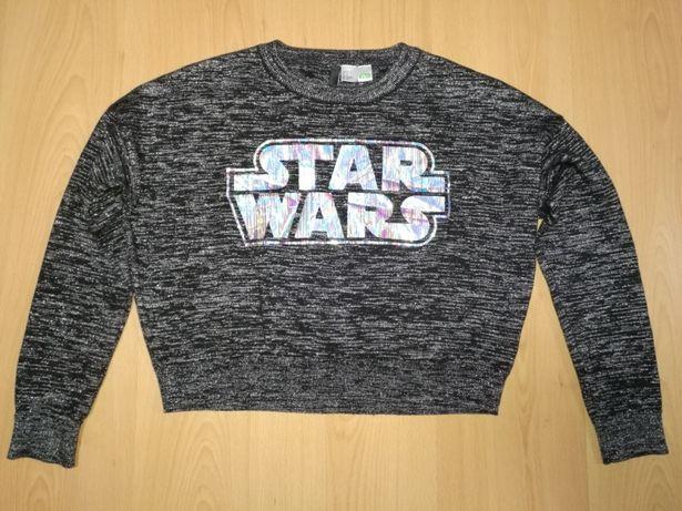 Sweter H&M ,STAR WARS roz.S ,na +- 165cm wzrost, sweterek,bluza,bluzka