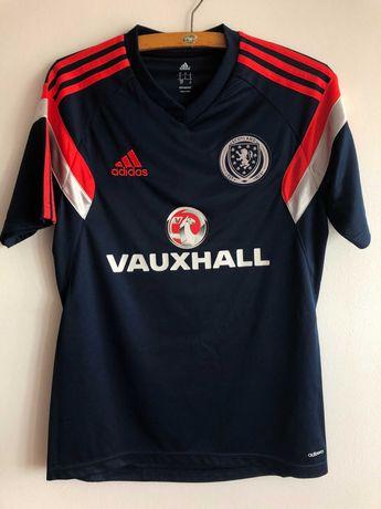 Koszulka adidas reprezentacji Szkocji rozmiar S