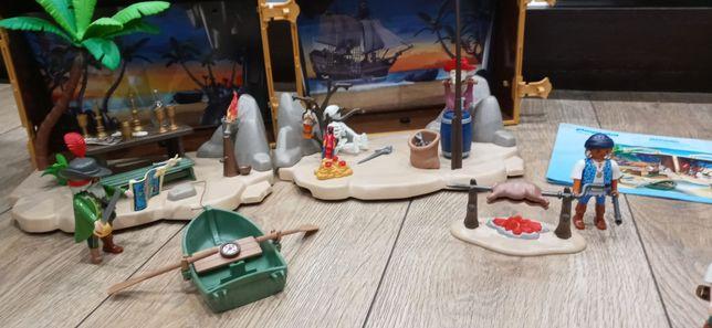 Skrzynia piratów Playmobil Sprzedane