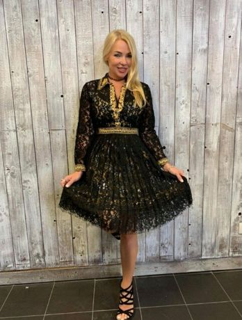 Платье fashion week (итл), размер S
