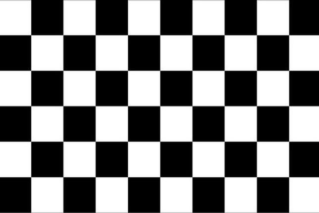 Финишный шахматный-клетчатый гоночный флаг 90*60/150*90см фініш прапор