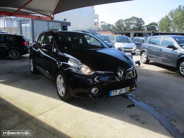 Renault Clio Sport Tourer 0.9 TCE Dynamique S