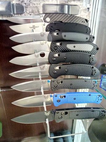 Складные ножи Benchmade Boker Cold Steel Kershaw Spyderco