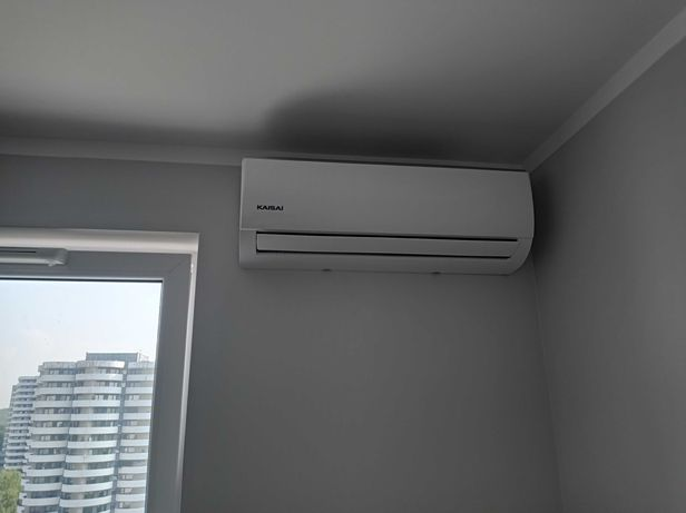 Montaż klimatyzacji i pomp ciepła