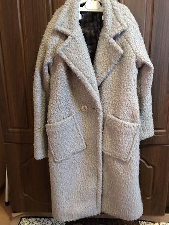Пальто вівняне