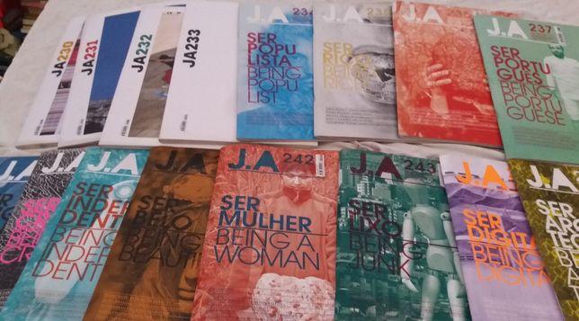 Jornal Arquitectos -16 revistas do nº 230 ao 245