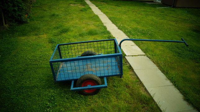 Wózek ogrodowy 100x59cm