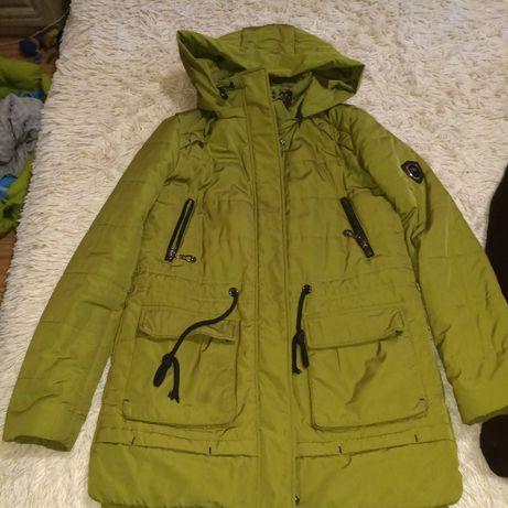 Куртка ,парка 45-46 размер