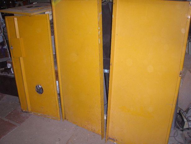Панели стальные (кожух от котла АГВ) б.у. недорого