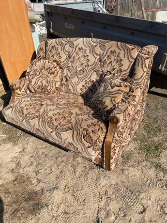 Sofa rozkladana fotel