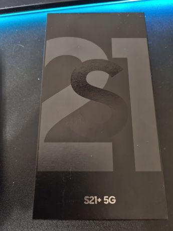 Samsung Galaxy S21 PLUS 5G Media Expert Gwarancja BLACK