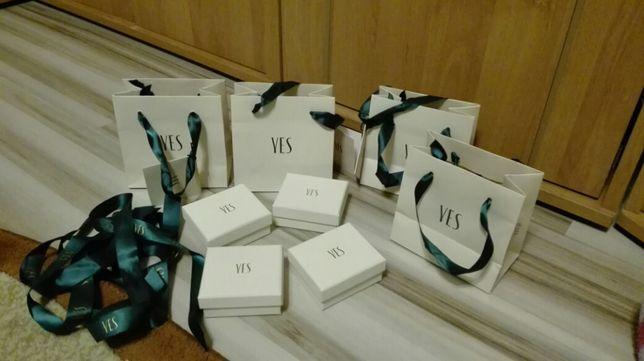 Yes-pudełeczka, torebki i wstążki