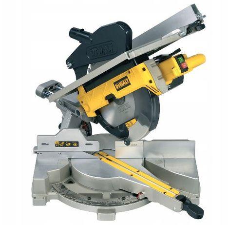 Dewalt pilarka stołowa ukośnica 2w1 D 27111 tarcza 305mm