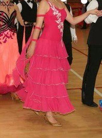 TANIO! sukienka do standardu taniec towarzyski XS