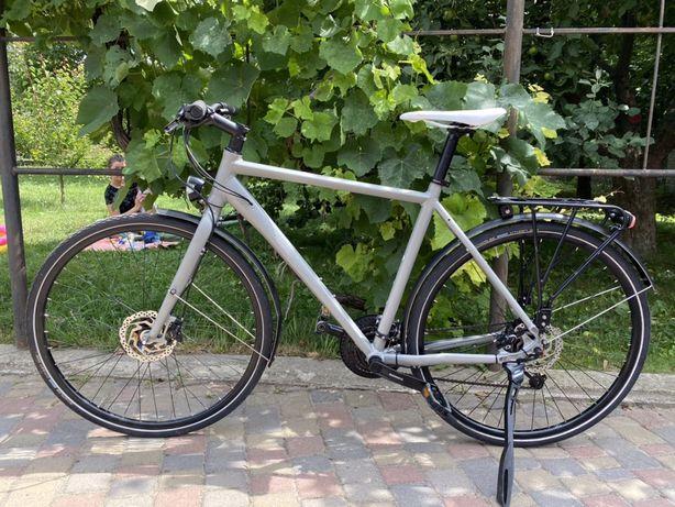 """Велосипед Rabeneick TS3 привезений з Німеччини 28"""" 2020 рік"""