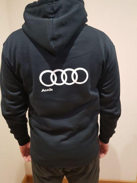 Bluza z kapturem Audi
