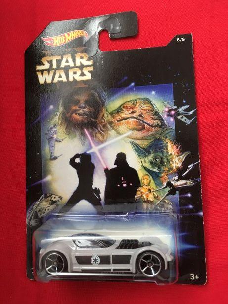 Star Wars Hot Wheels Return Of The Jedi carro Ballistik selado