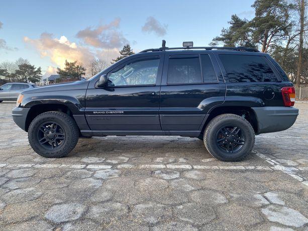 Jeep Grand Cherokee Wj 4,0/ lpg