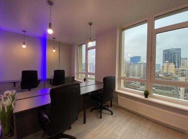 Офис в центре, Жилянская 68, метро олимпийская