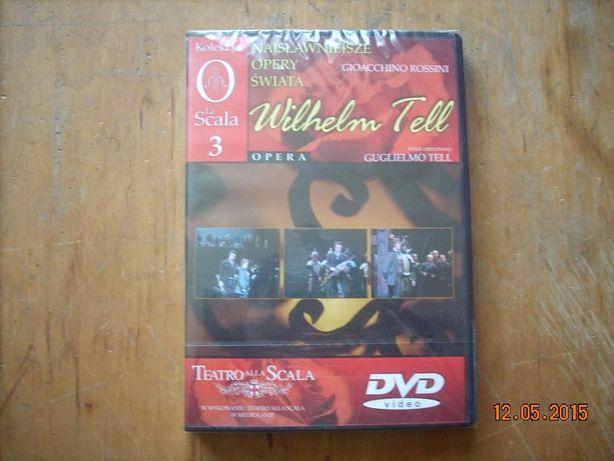 Wilhelm Tell Najsławniejsze Opery La Scala DVD