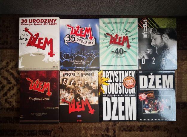 Dżem dvd cała kolekcja