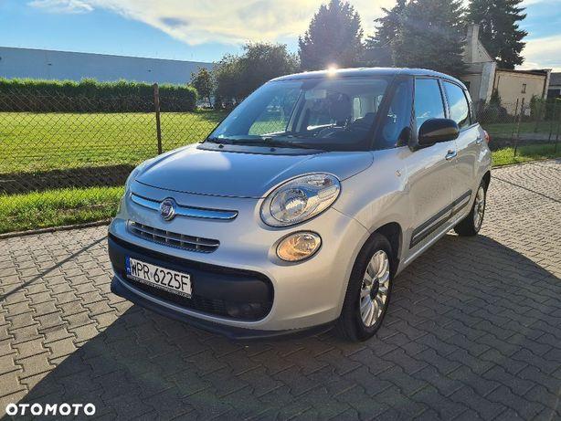 Fiat 500l Fiat 500l/1,4/Bogata Wersjaalu/Czujniki Parkowania