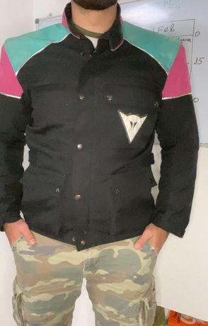 Мото куртка DAINESE (L) + подкладка и защитные вставки