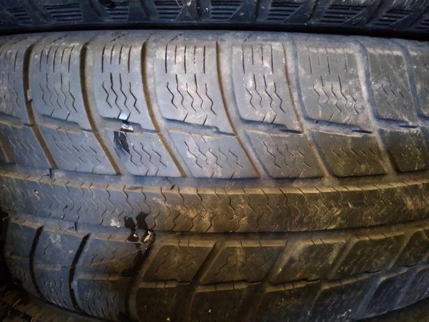 205 65 R 16 Michelin 2 sztuki zimowe
