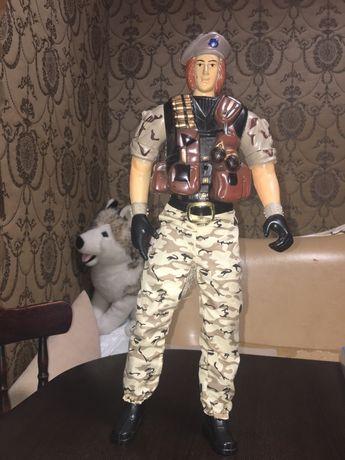 Солдат игрушка