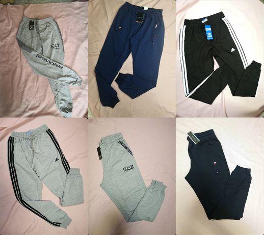 Spodnie dresowe Tommy Hilfiger Armani Adidas dresy męskie nowość