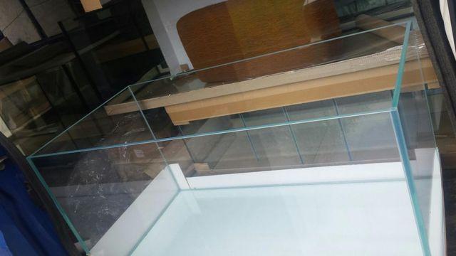 Alwarium 120x60x60 12mm 4xOPTI WHITE 432L, Nowe Gwarancja