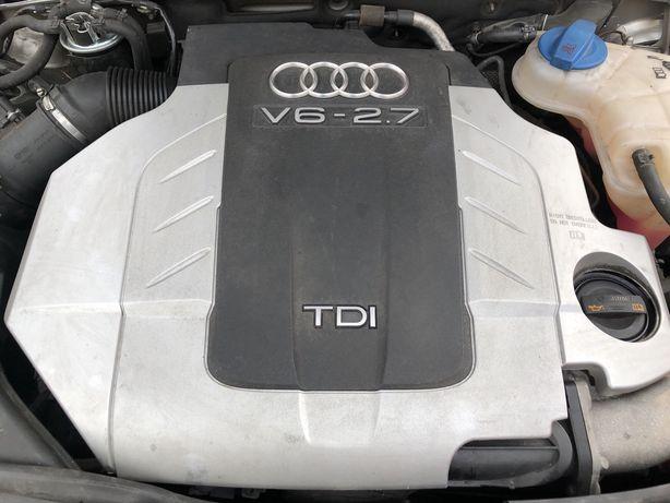 Kompletny Silnik 2.7 TDI BPP Audi
