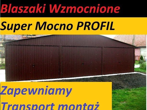 Garaz blaszak konstrukcja stalowa garaze blaszaki wiata schowek dom !!
