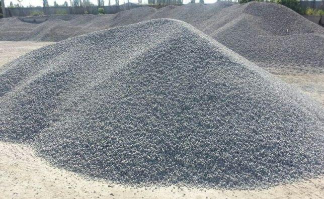 Пісок, щебінь, відсів, чорнозем, дрова