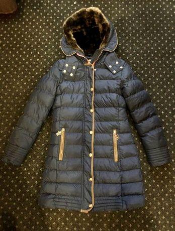 Зимняя курточка рост 158