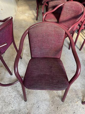 Conj. cadeiras e mesas - Restauração