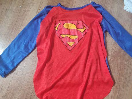 Oddam za darmo stan dobry- superman strój przebranie