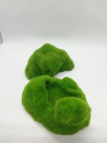 Dekoracja akwarystyczna KIPOUSS skała- z nasionami żywych roślin
