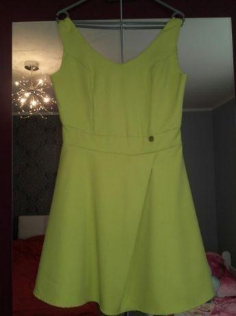 Sukienka rozm. 38 zielona