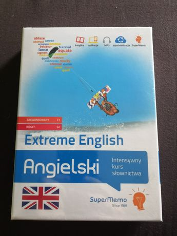 Kurs języka angielskiego C1/C2