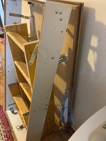 Escada de Sótão madeira