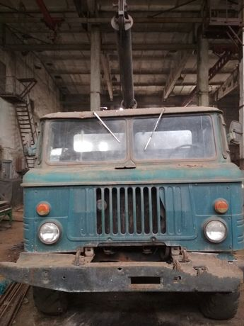 Продам ГАЗ-66 БМ-302