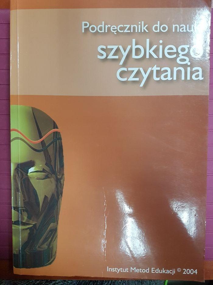 Podręcznik do nauki szybkiego czytania Buszta Warszawa - image 1