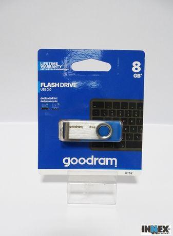 Pendrive GOODRAM TWISTER 8GB niebieski