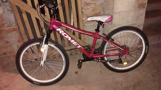 Rower górski dziecięcy damski stan nowy