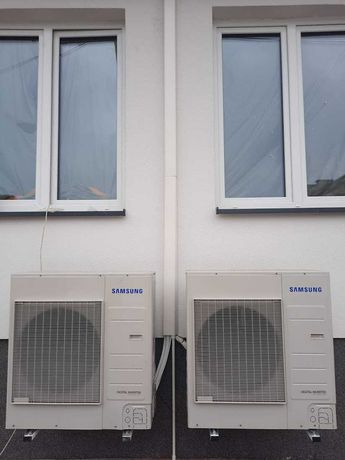 Montaz klimatyzacji i pomp ciepła  do domu i biura