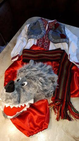 Костюм вовк вовка козака козак шаровари українець козлик козлика